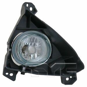 Fog Light Assembly Right fits Mazda 5 13 14 15 TYC 19-6137-00