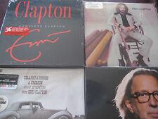 ERIC CLAPTON COMPLETE CLAPTON 180 GRAM 1/2 SPEED 1ST + BONUS EARLY/LATE 8 LP SET