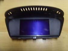 BMW 5 Série E60//E61 Business CID écran 65826945661