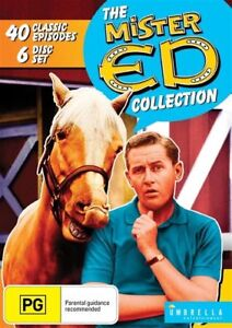 The Mister Ed Collection (DVD) 40 of the best Episodes NEW/SEALED
