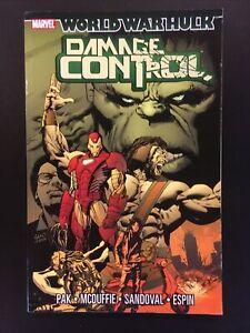 World War Hulk - Damage Control - Marvel tpb