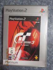 Gran Turismo 3 A-Spec  - PS2 - Playstation 2 -pal