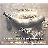 Wagner - Lohengrin Box Jess, Thomas, Silja Anja und Vinay Ramon: