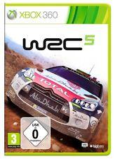 WRC 5 - FIA World Rally Championship 2015 - Xbox 360 Spiel - NEU OVP