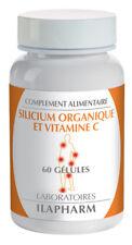 SILICIUM ORGANIQUE & VITAMINE C - Os et articulations  - Cartilage - Programme r