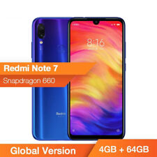 Xiaomi Redmi Note 7 4GB 64GB Global Version smartphone Snapdragon 660 Octa Core