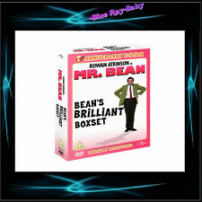 MR BEAN SERIES 1 - VOLUMES 1 2 3 & 4 *** BRAND NEW DIGITALLY REMASTERED BOXSET**