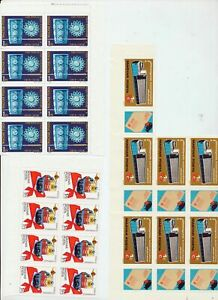 HUNGARY Blocks Space Birds MNH(Appx 300 Stamp) (NT 9075