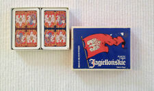 Jagiellonskie Playing Cards with Polish Kings and Queens - Karty Do Gry