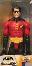 DC Universe 12 inch ROBIN action figure DCU BATMAN UNLIMITED Super Friends NEW