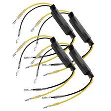 4x Coppia Resistenze 21w RELE Resistors Frecce Indicatori LED Indicators Moto