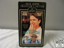 What the Deaf Man Heard VHS Matthew Modine, James Earl Jones; Hallmark