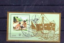 Block 89 Havanna Briefmarkenausstellung ESPAMER 85
