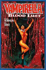 VAMPIRELLA BLOOD LUST # 2 - 1997 Harris Comics  (fn-vf)