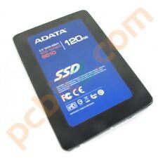 """ADATA S510 AS510S3-120GM 128GB 2.5"""" SATA Disco Duro De Estado Sólido"""