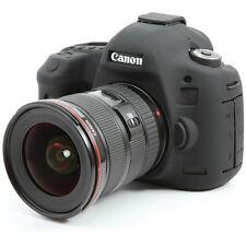 easyCover canon 5D mark III / 5DS R / 5DS EA-ECC5D3B Camera Case Black Silicone