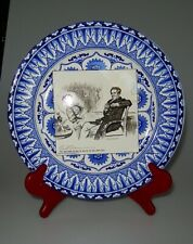 Royal Doulton Gibson Girl Plate SHE DECIDES TO DIE IN SPITE...1900