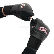 Men Women Sport Ufc Mma Fighting Training Muay Thai Boxing Gloves Punching Bag