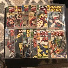 (12) Daredevil Silver Age Lot #29-58 Most High Grade! Stan Lee NO RESERVE ✨✨✨