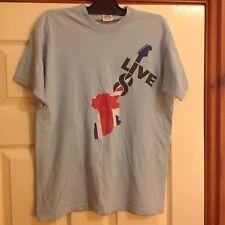 Live 8 2005 T Shirt