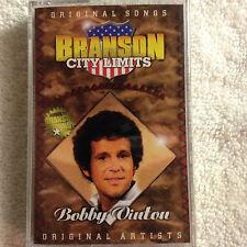 New/Sealed - Branson City Limits - Bobby Vinton - Cassette Tape - 1997 Sony   #2