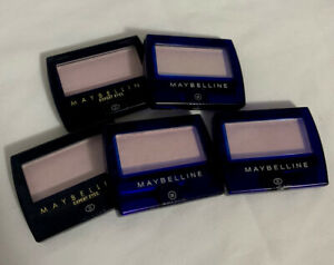 MAYBELLINE Expert Eyes EYE SHADOWS PINK OPAL # 25 ~ LOT OF 5 ~ NEW & SEALED !