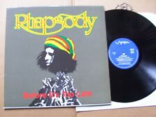 RHAPSODY,BEFORE IT´S TOO LATE lp m-/m- synton rec. S4021 Germany 1985