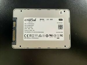 Crucial MX300 CT275MX300SSD1 275GB SATA Solid State Drive SSD