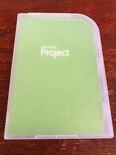 Microsoft Office Project Standard 2010 Retail Windows/Mac