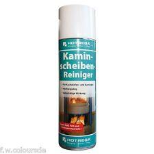 Hotrega H130907 Kaminscheiben Reiniger 300ml, Ofenglas Scheibenreiniger