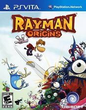 Rayman Origins (Sony PlayStation PS Vita, 2012)  NEW