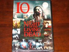 Night of The Living Dead - Plus 9 Classic Horror Movies Collection on Dvd