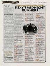 Dexy's Midnight Runners Killjoys Kevin Rowland Discography