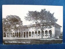 Postcard NJ Glen Ridge the Glen Ridge Stores