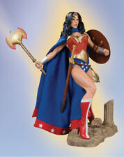 DC WONDER WOMAN 1/4 SCALE  MUSEUM QUALITY STATUE ANDY BERGHOLTZ  911/1400 NEW