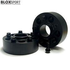 50mm 2Pc Hub Centric Wheel Spacers for BMW E36 E46 323 325 328 335i 545 Aluminum