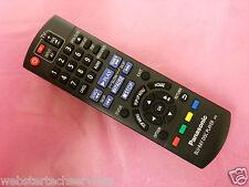 NEW N2QAYB000577 Panasonic Genuine Remote Control DMP-BD75EB-K DMP-BD75EB