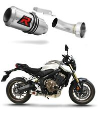 CB 650 R CB650R Exhaust GP Dominator Racing silencer muffler 2019 - 2020