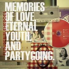 Reissue - Future Bible Heroes - Memories Of Love Eternal Youth (NEW 4 x CD)