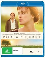 *New & Sealed*  Pride And Prejudice (Blu-ray Movie, 2010) Region B Australian