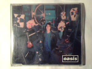 OASIS Supersonic cd singolo AUSTRIA 4 TRACKS