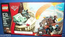 LEGO 9483 Disney Pixar CARS  ~  AGENT MATER'S ESCAPE - Sealed Retired