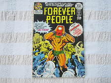 FOREVER PEOPLE #5 COMIC early Darkseid storyline and cameo; 1st Lonar