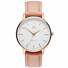 MVMT Watches BOULEVARD RODEO Lady Pink Leather Women's Watch ORIGINAL