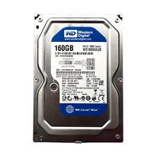 """New WD 160GB WD1600AAJB 7200RPM IDE HARD DRIVE 3.5"""" Desktop Internal HDD"""