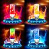 E27 LED Burning Flicker Flame Effect Fire Light Bulb Home Room Decorative Lamp