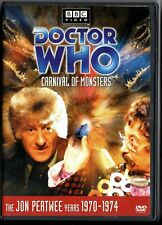 Doctor Who: Carnival Of Monsters (Dvd 2003) Story #66 - Jon Pertwee