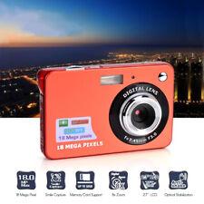 Digitalkamera 1080P 18MP Digitalzoom 2.7 Zoll TFT LCD Bildschirm CMOS Sensor