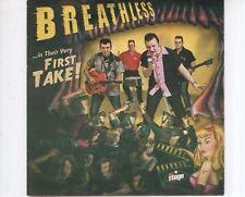 CD BREATHLESSin their first takeMINT ( B1734)