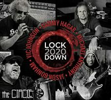 Lockdown 2020 by Sammy Hagar & the Circle **Brand New** Free and Fast Shipping